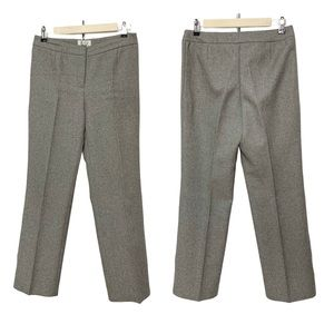 Le Suit Tweed Trouser Dress Pants 2P